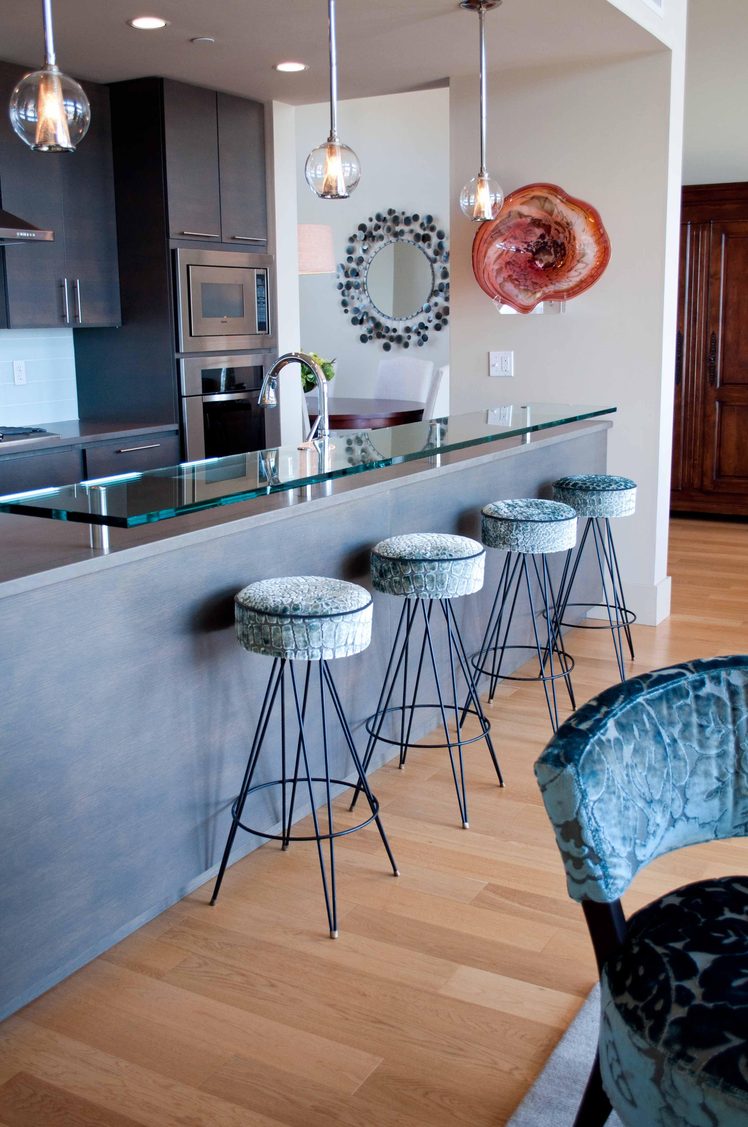 Queen Anne Penthouse kitchen   Tammara Stroud Design   Pinterest ...