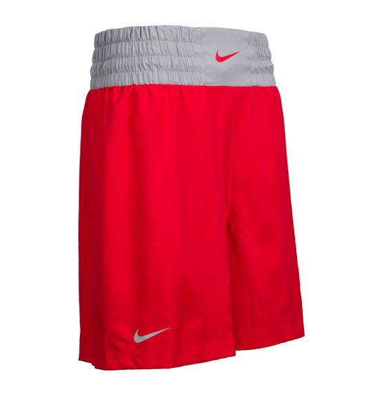 6cd77c8f26 Nike Boxing Short Scarlet / Pewter - Athlete Performance Solutions ...