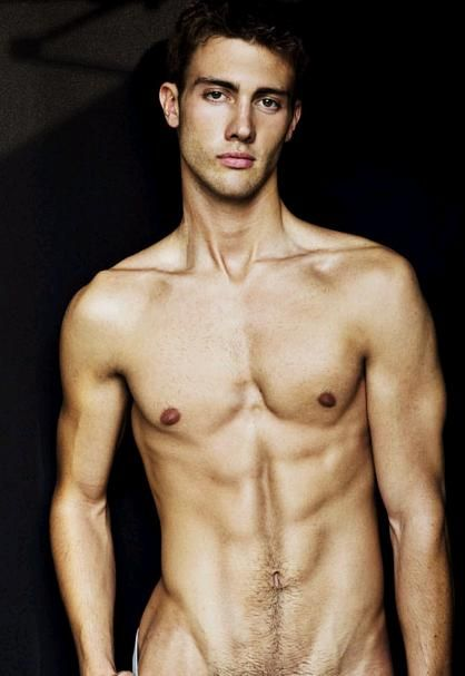 Cutest male model nude-7051