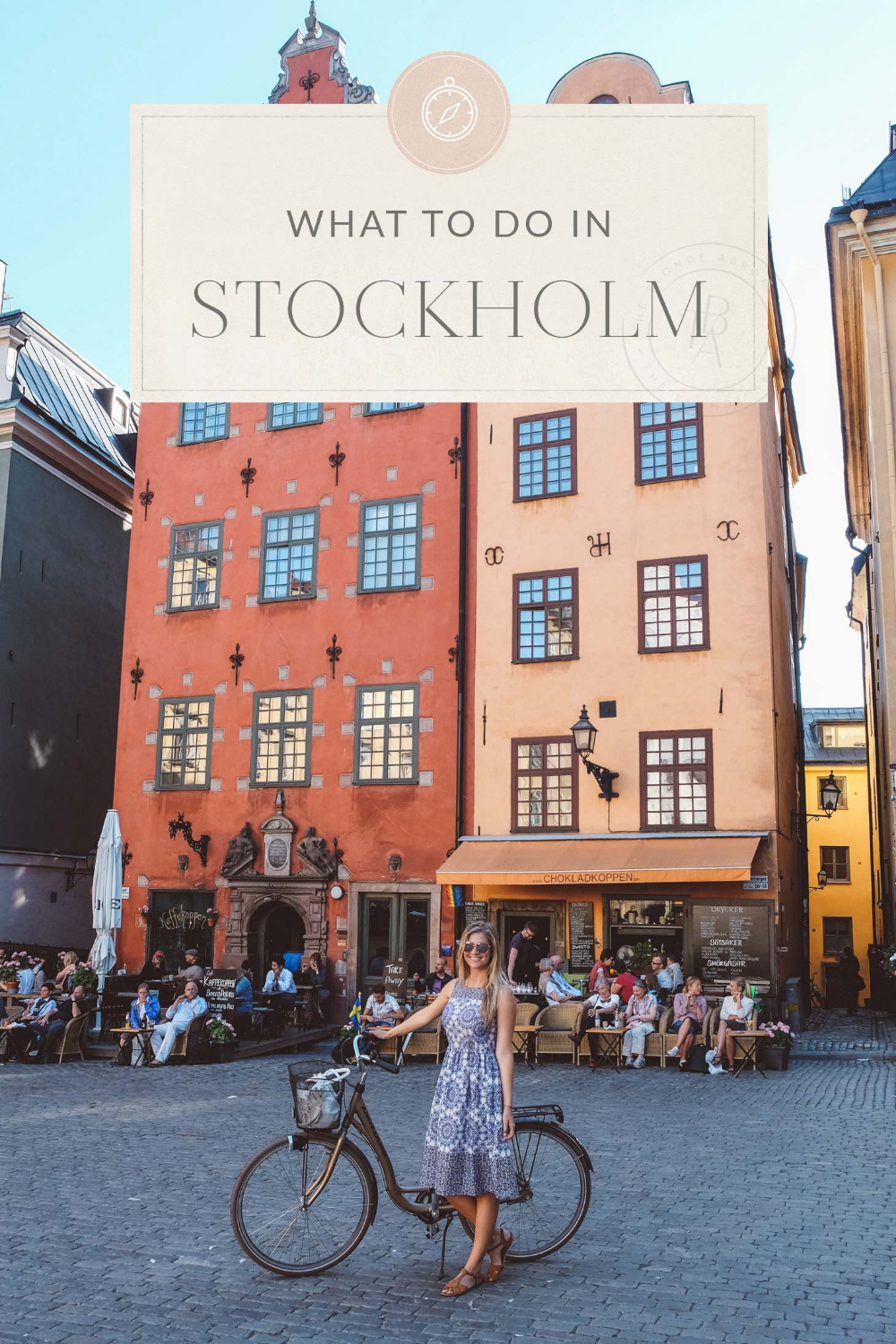 The Ultimate Stockholm Travel Guide • The Blonde Abroad