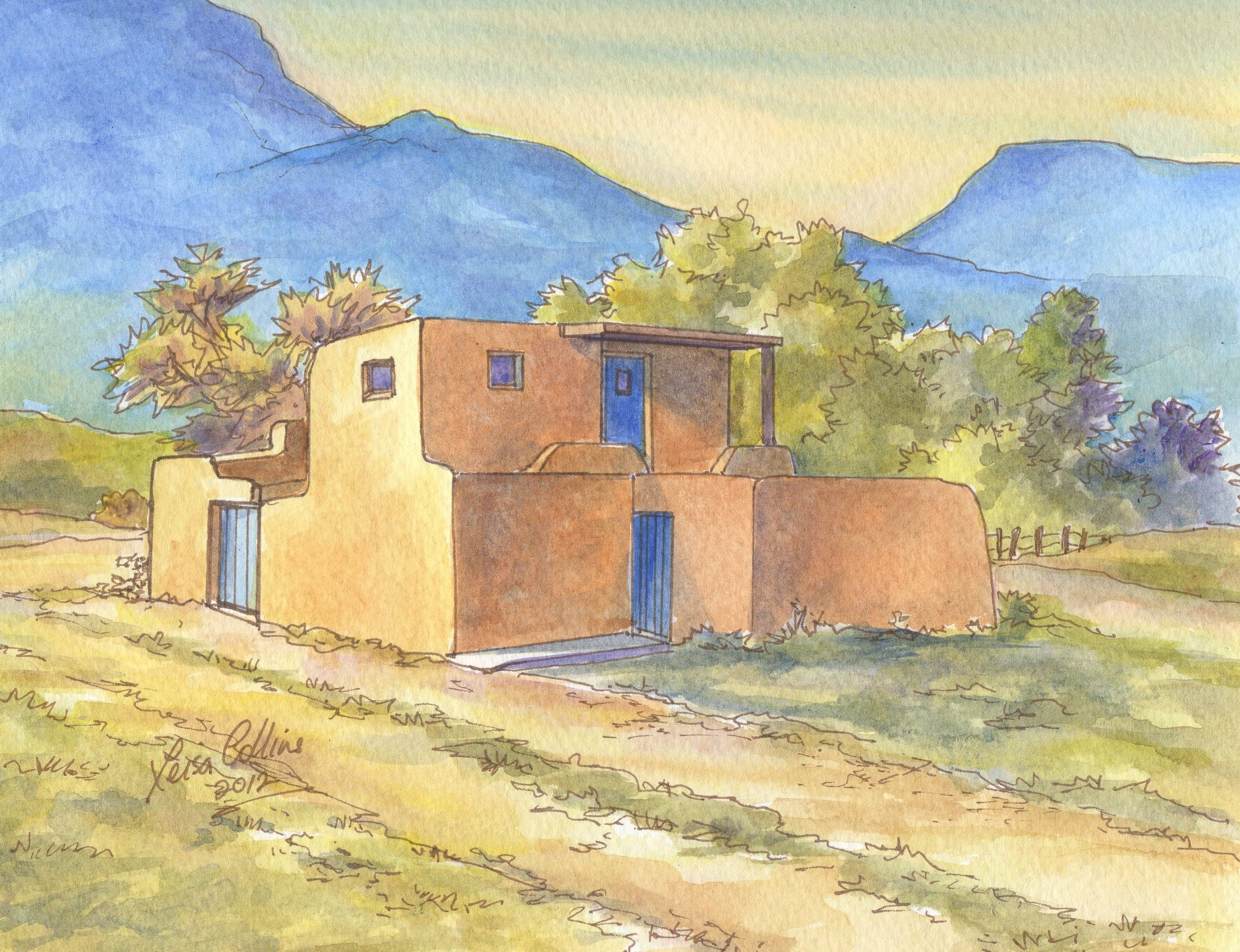 indian adobe house pictures adobe house in taos new
