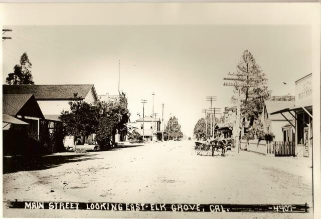 Elk Grove Blvd Ca Old Elk Grove Old Town Towns