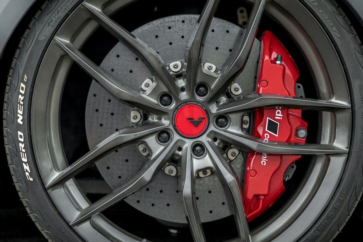 Power Is On Full Display With The Vorsteiner Novara Rs Huracan Lamborghini Huracan Lamborghini Novara