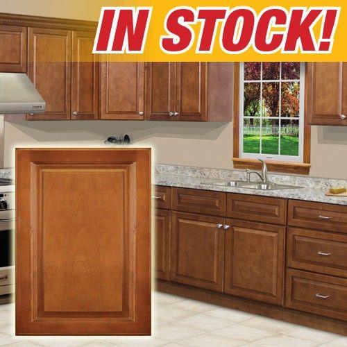 Complete Kitchen Cabinet Set: Complete RTA Cabinet Set - $998!
