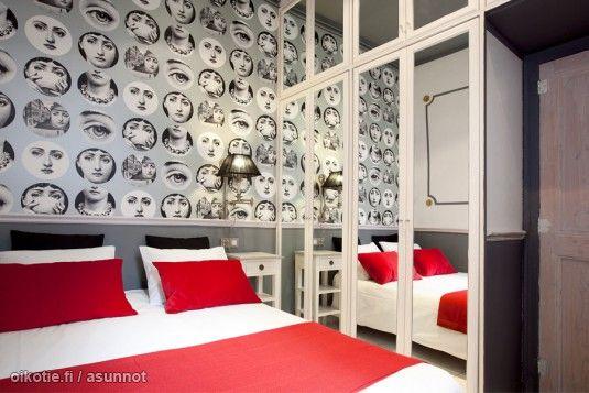 Myynnissä - Kerrostalo, Barcelona, Barcelona  #makuuhuone #oikoiteasunnot #espnaja #tapetti