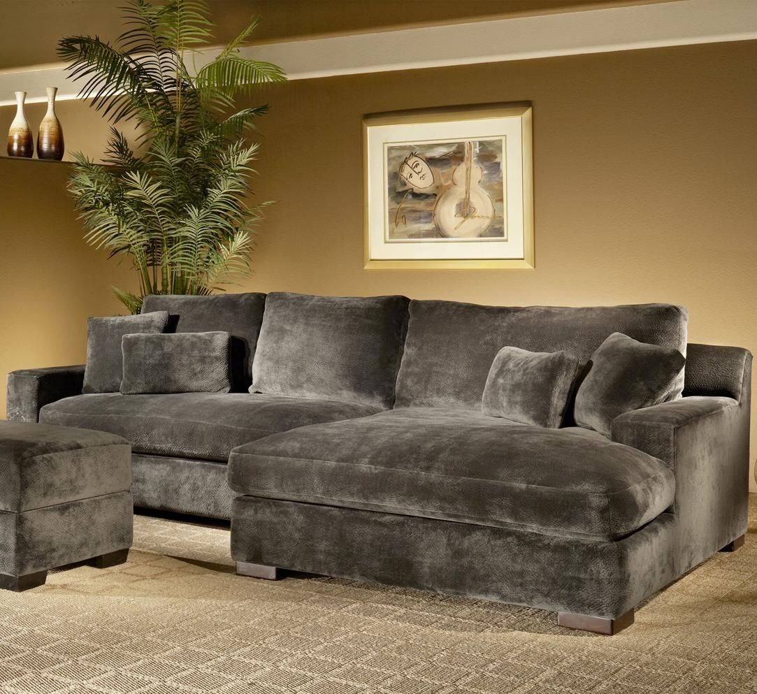 Best Billie Jean 2 Piece Sectional W Chaise By Fairmont 400 x 300