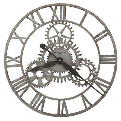 Howard Miller Sibley 20 Wall Clock Clock Howard Miller Wall