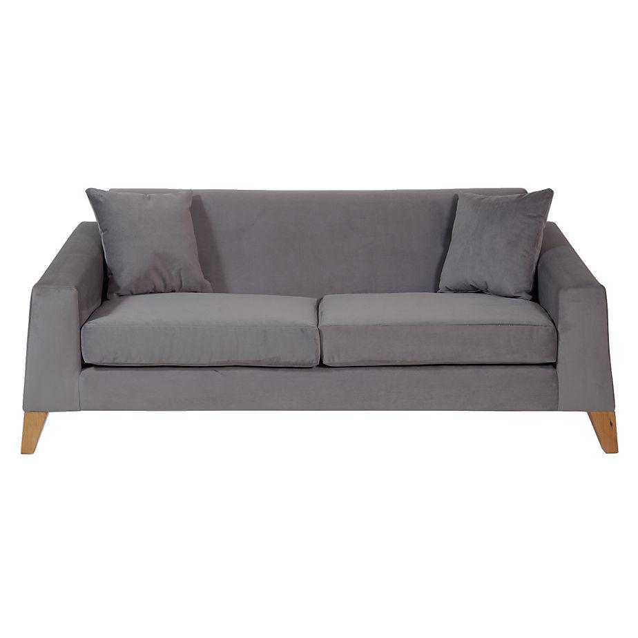 Sofa gris marengo excellent tenis sof en gris os gusta o - Sofa gris marengo ...
