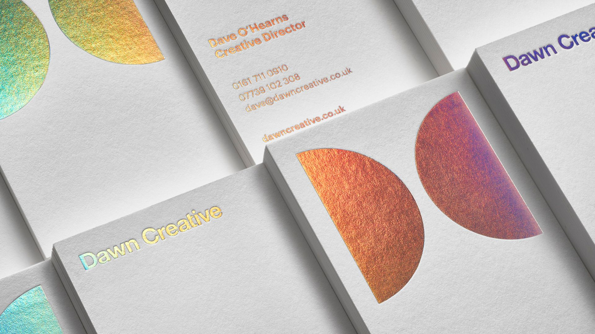 Brand Identity And Website For Manchester Brand And Design Agency