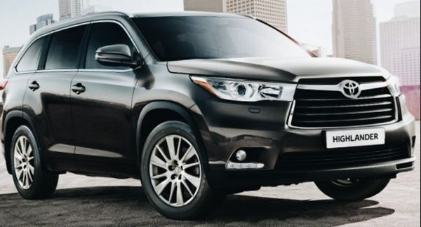 Ohio Lemon Law Used Cars >> 2017 Toyota Highlander Redesign | Cars - reviews and specs | Pinterest