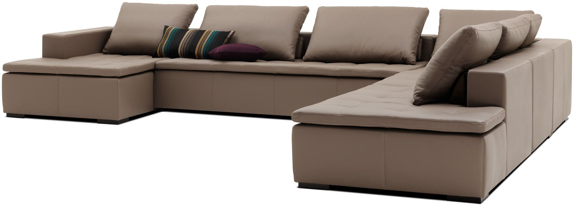 Modern sofas with lounging units quality from BoConcept FSL