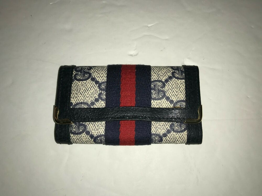 GUCCI Vintage Key Chain Holder