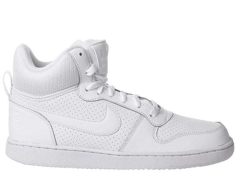 Nike Court Borough Buty Meskie Biale Force R 44 7398959574 Oficjalne Archiwum Allegro Nike White Sneaker Shoes