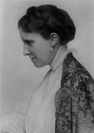Her Royal Highness Princess Adalbert of Prussia (1891-1971) née Her Highness Princess Adelaide of Saxe-Meiningen