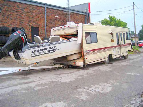 Funny Camper Rv Just Your Run Of The Mill Nothing Getting A
