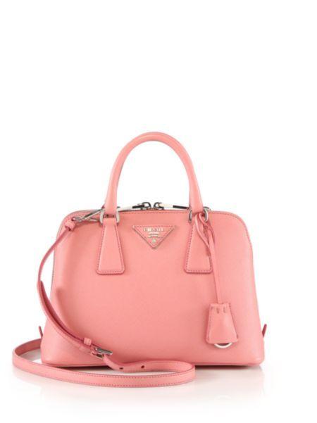 549b186ca53d Prada - Mini Saffiano Leather Shoulder Bag | Prada | Leather ...