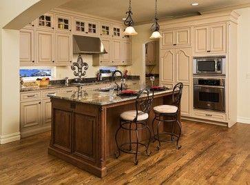 Beau Jay Rambo Cabinets   Insight Homes Kitchen Traditional Kitchen