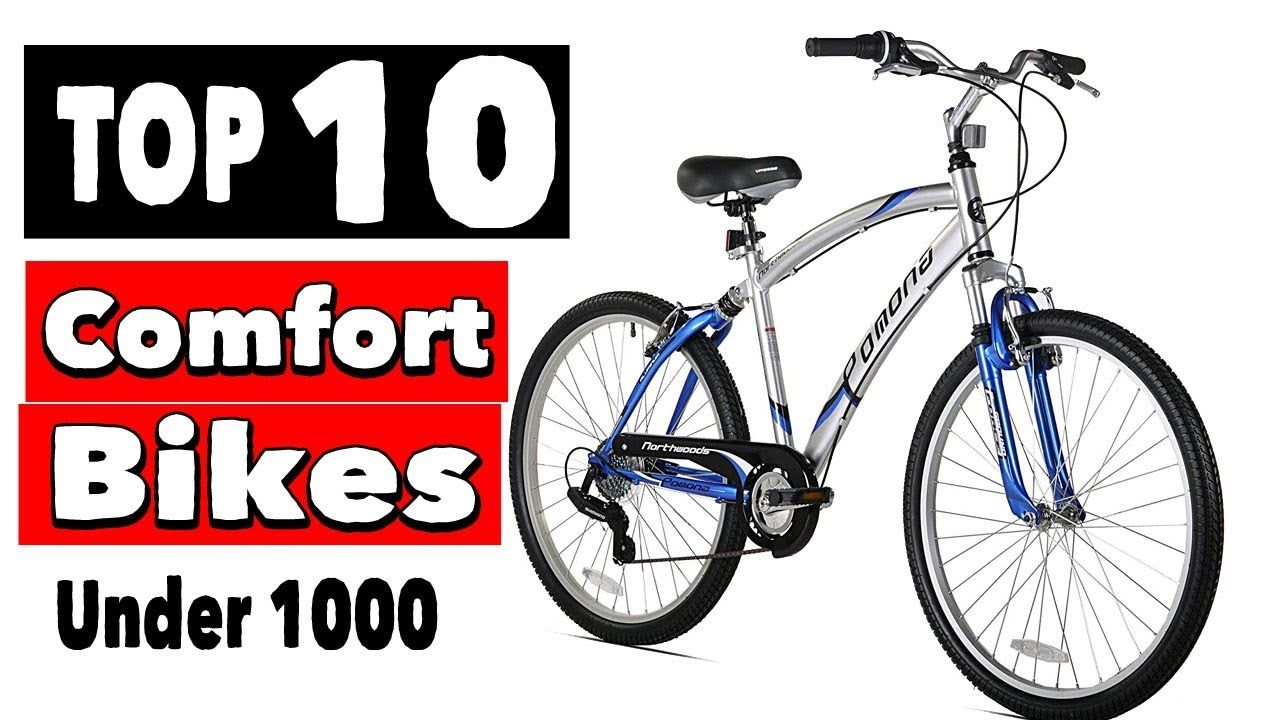 10 Best Comfort B Ikes Under 1000 Comfort Bike Comfort Bicycle