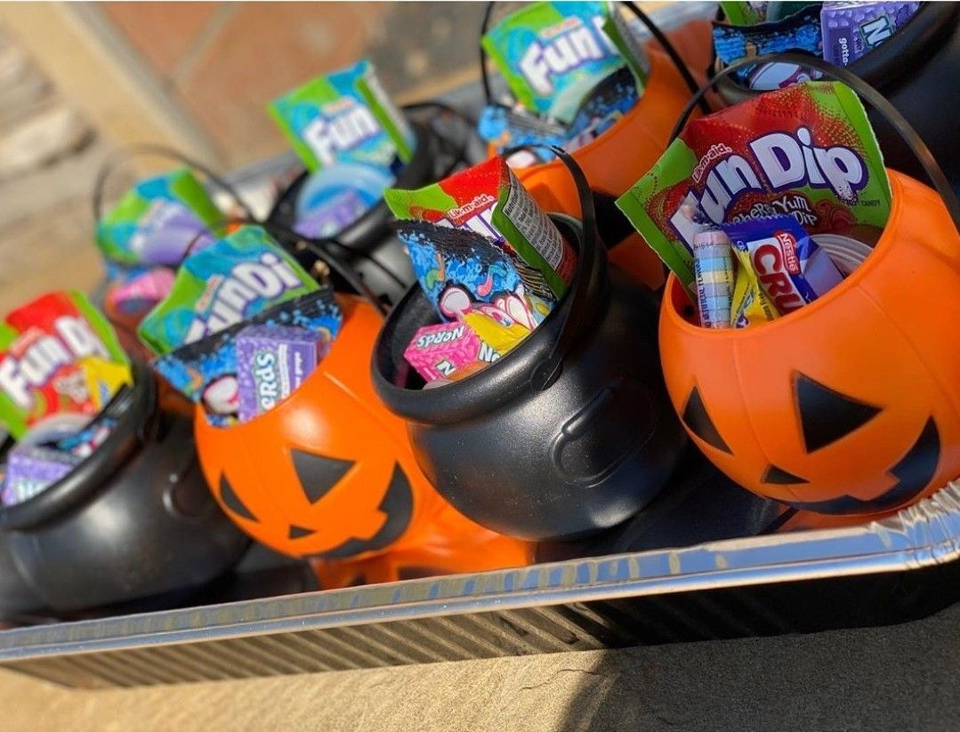 THE BEST KIDS HALLOWEEN PARTY FAVOR IDEAS | GOODY