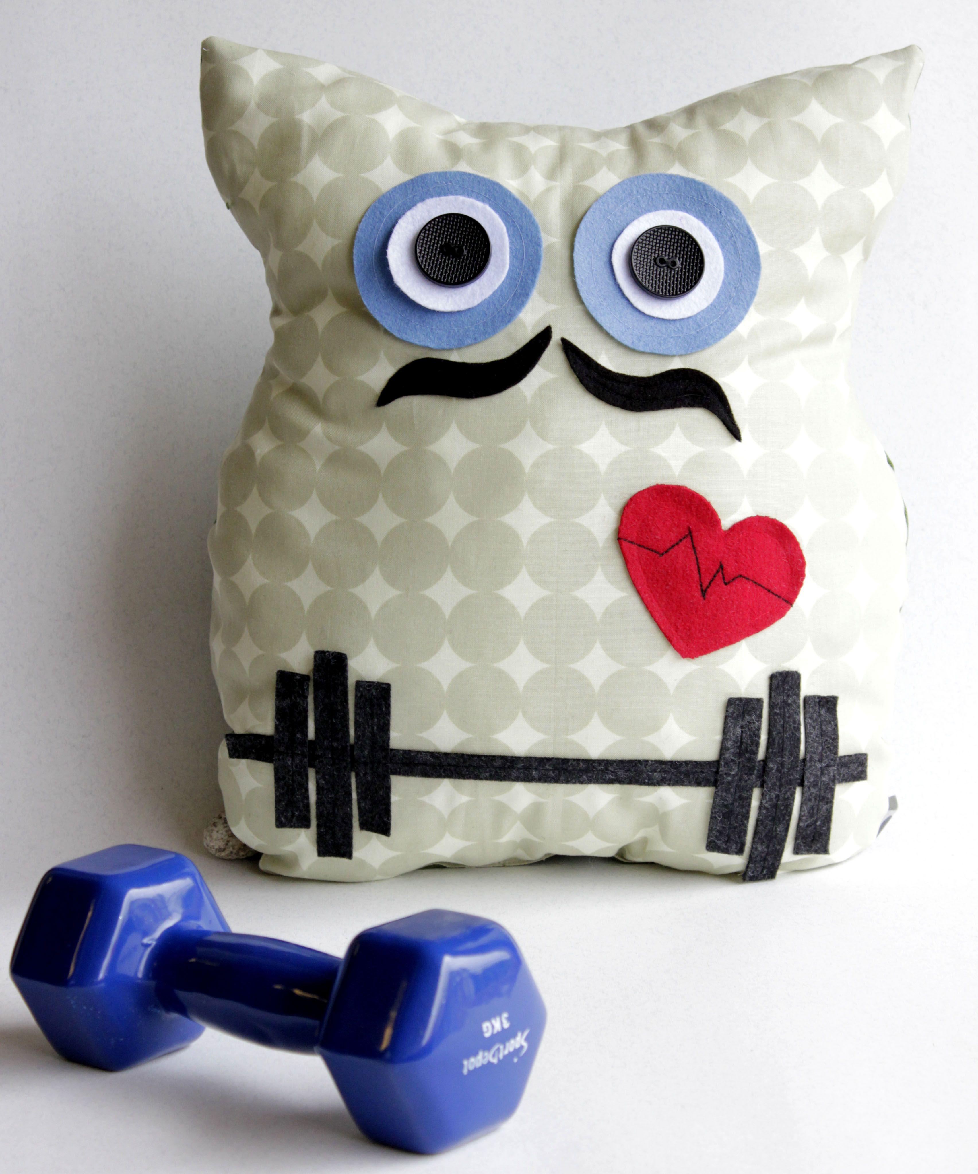 Owl Arnold