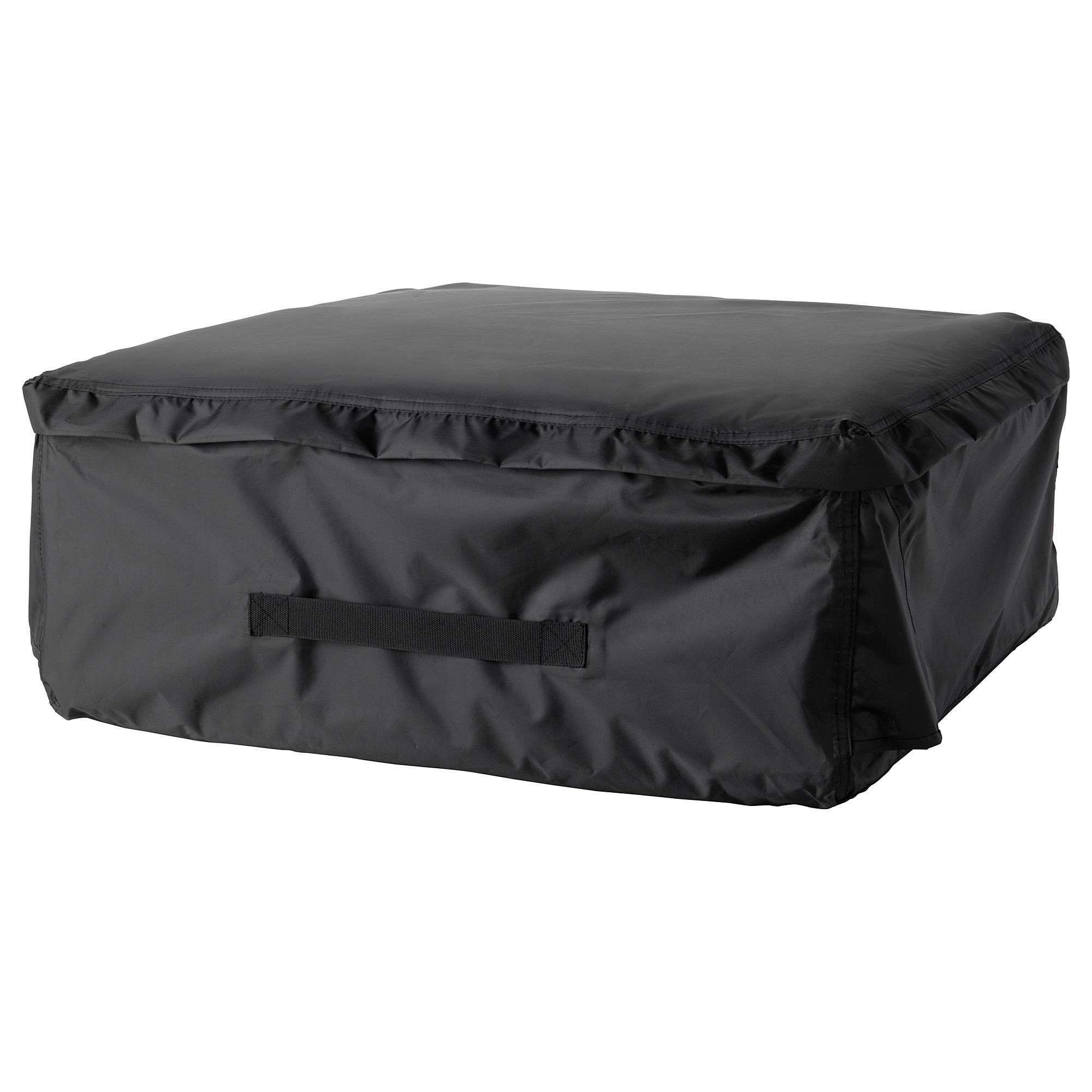 Tostero Storage Bag For Pads And Cushions Black 24 3 8x24 3 8