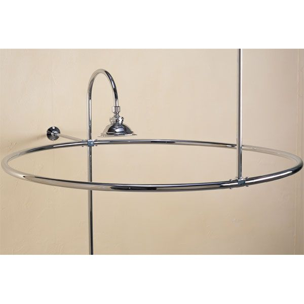 Awesome Round Tub Shower Curtain Contemporary - Best inspiration ...