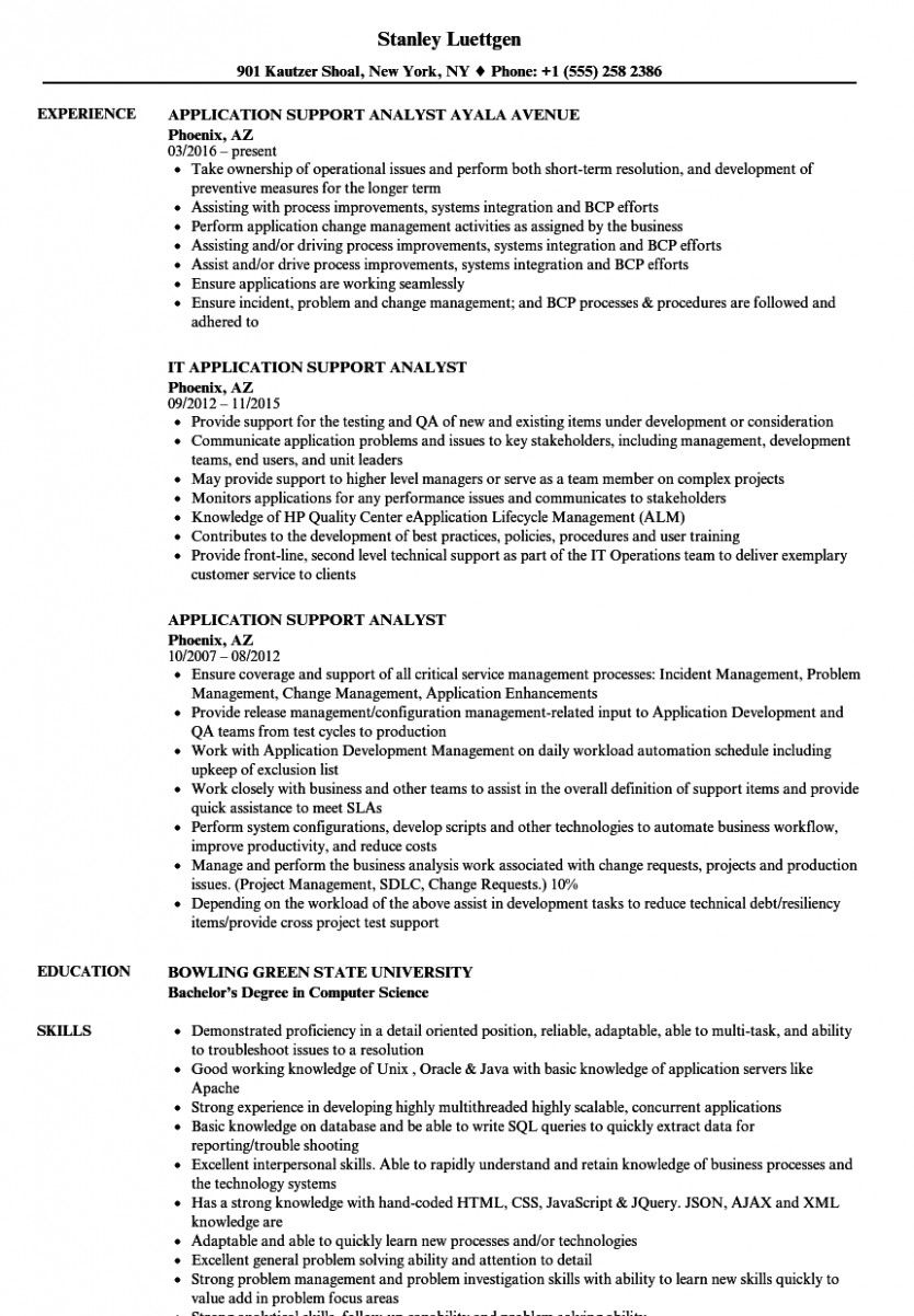 15 Software Help Engineer Resume Pengikut