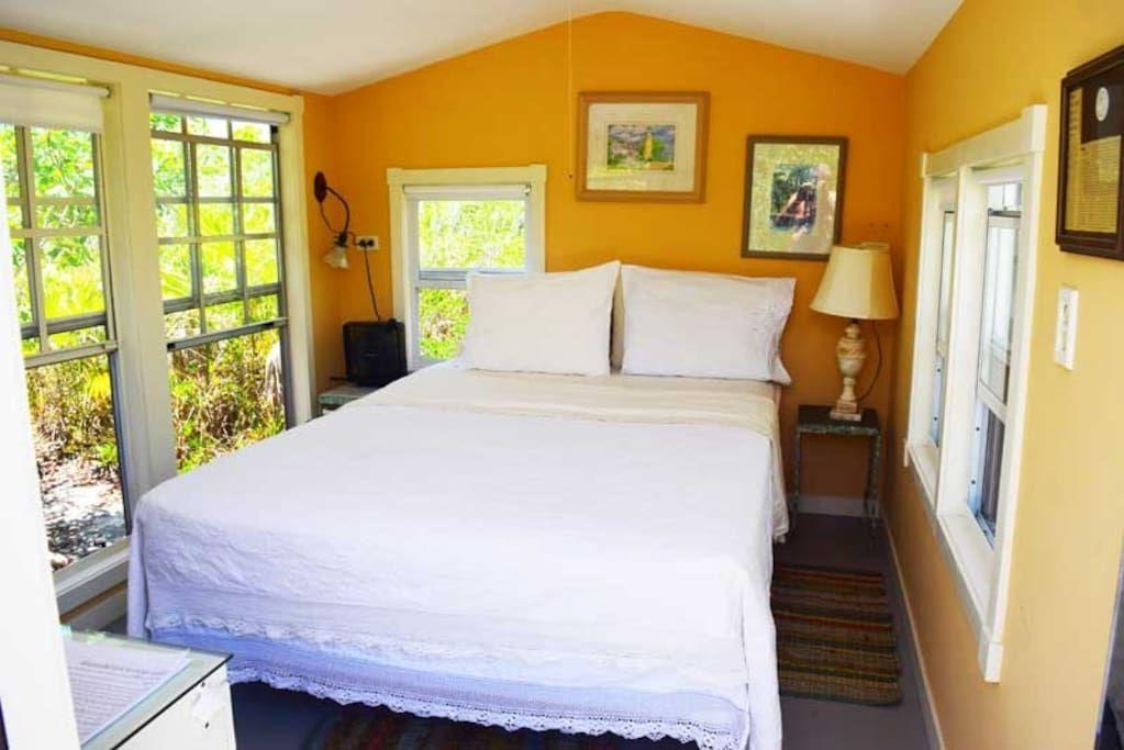 Island Cabin In Key Deer Refuge   Cabins For Rent In Big Pine Key   Get