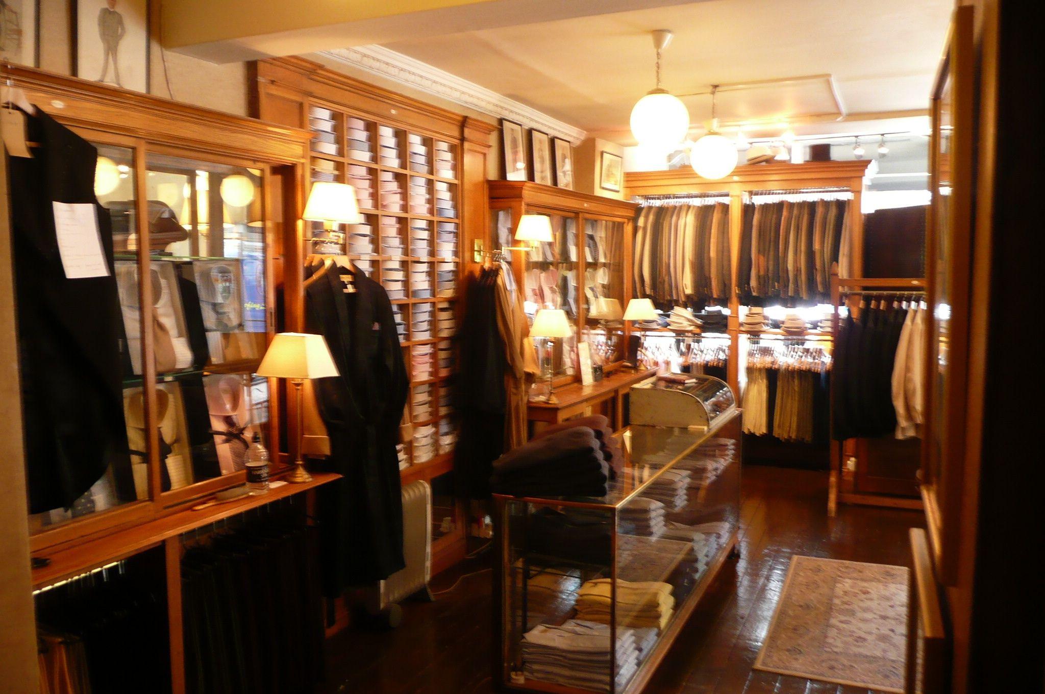 Rhodes-Wood is worth a visit when in Harrogate. 56-58 Parliament Street