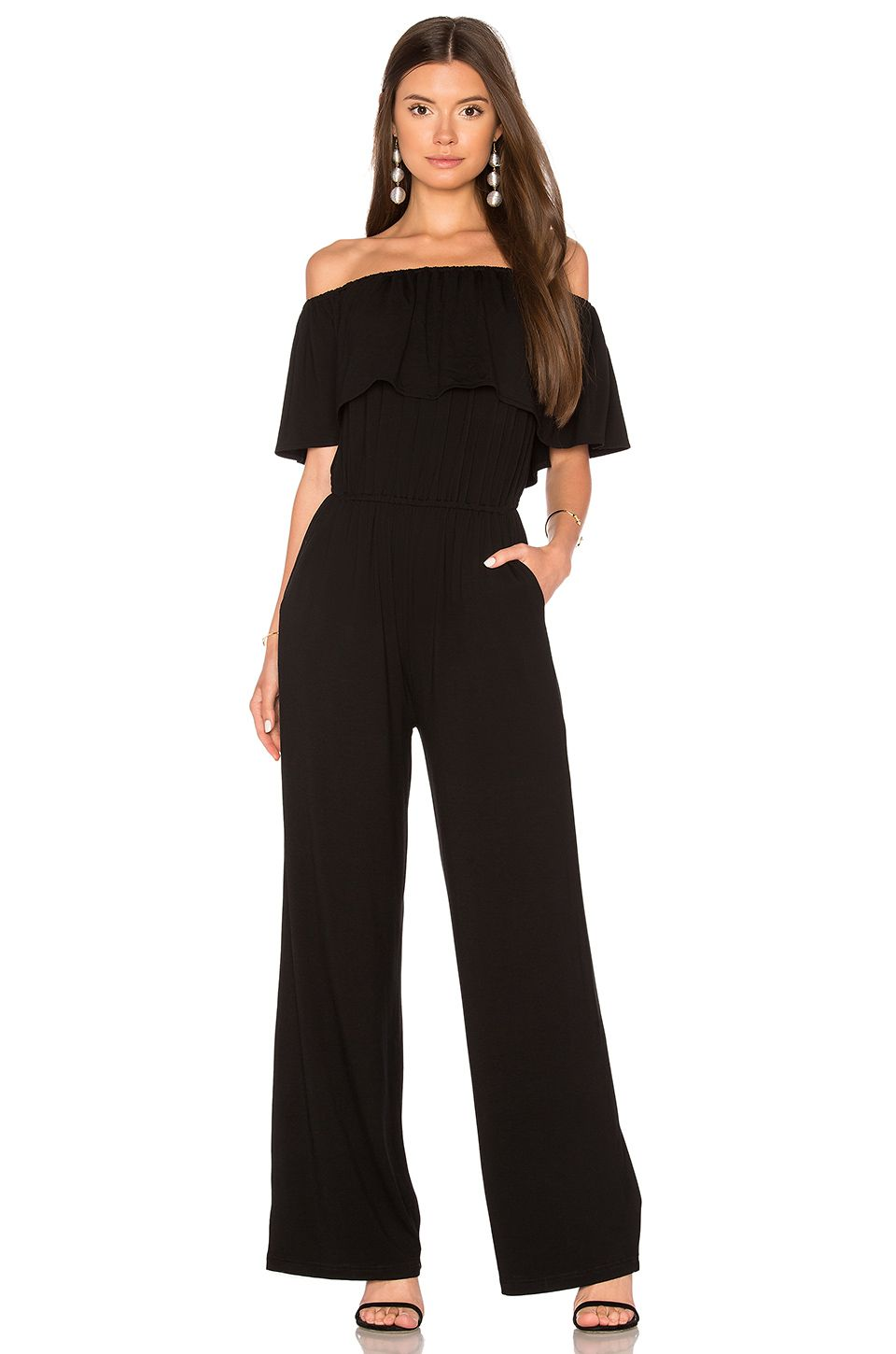 956d487f33da Shop for BB Dakota Niko Jumpsuit in Black at REVOLVE. Free day shipping and  returns