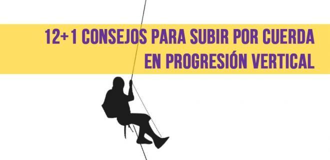 13 Consejos de progresión Vertical – Quemando Botas