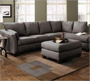 Sectional In Gray Klaussner Furniture Sectional Sofa With