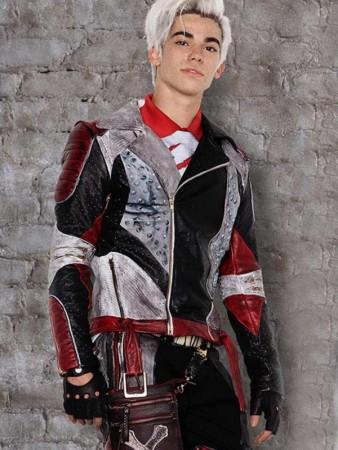 Cameron Boyce Descendants 2 Carlos Costume Jacket #cameronboyce