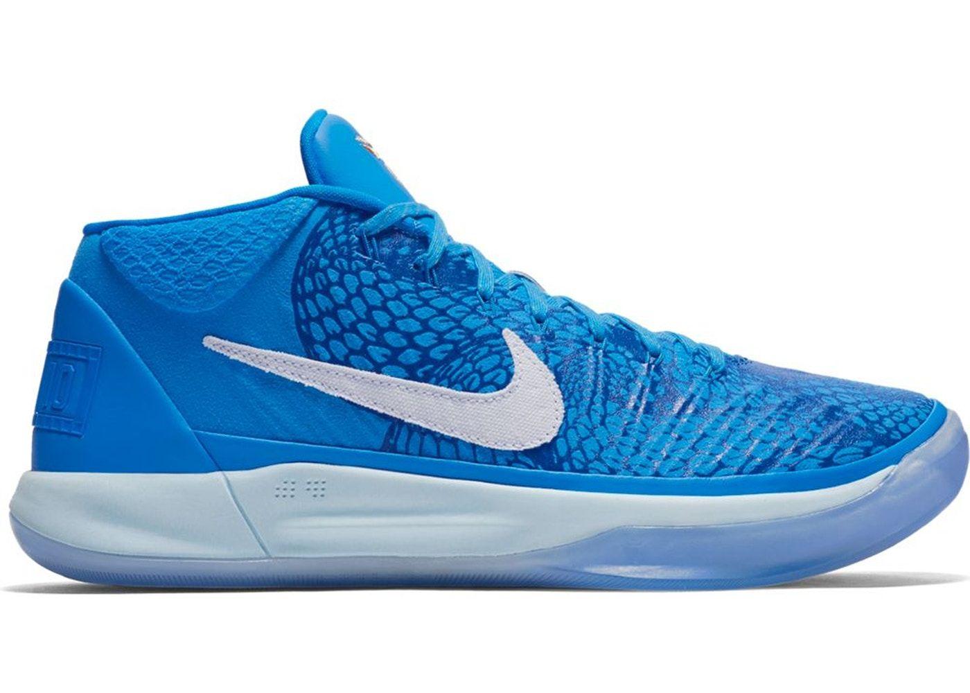 0e53bea5 Kobe A.D. DeMar DeRozan Blue in 2019   shoes   Sneakers nike ...