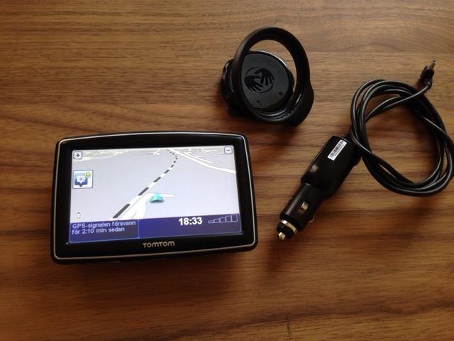 TomTom XXL GPS navigator