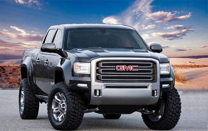 2018 Gmc Sierra New Performance Engine And Cars