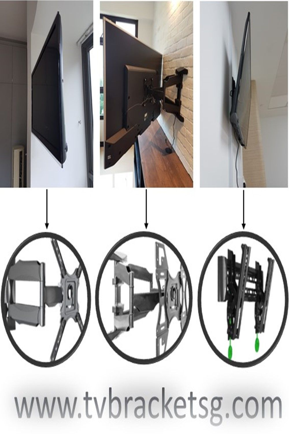Many Types Of Tv Wall Mount In Local In 2021 Tv Wall Wall Mounted Tv Wall Mount