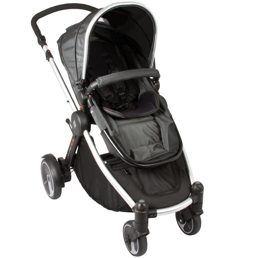 Bebecare Rverse Xlr Stroller Shadow Slate Babys R Us