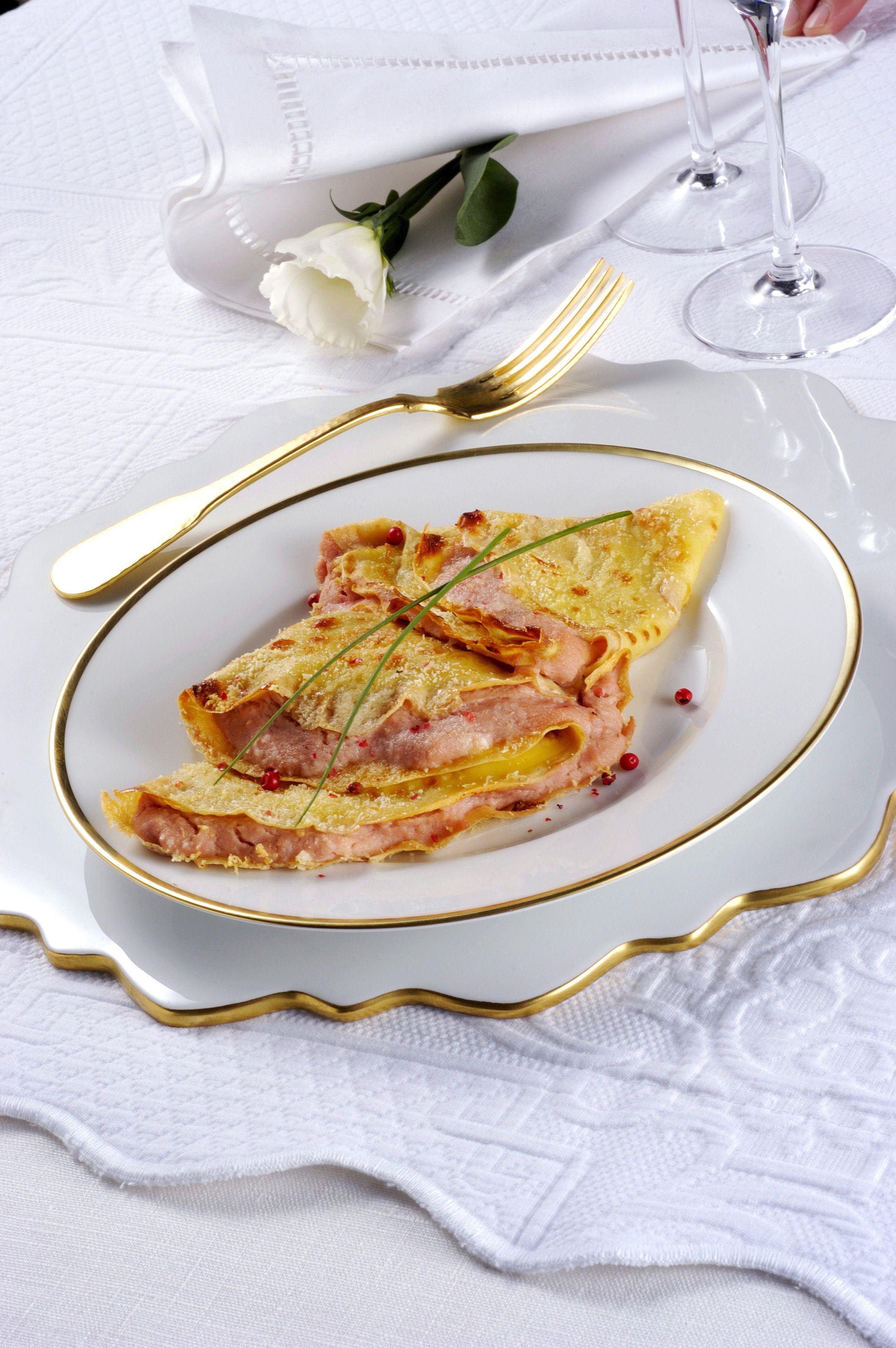 Cerchi ricette facili e sfiziose per servire le crepes in tavola ...