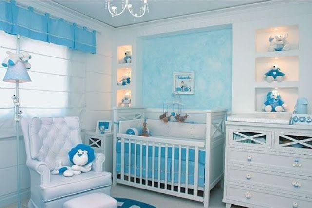 DORMITORIOS PARA BEBES VARONES bebes Pinterest Dormitorios