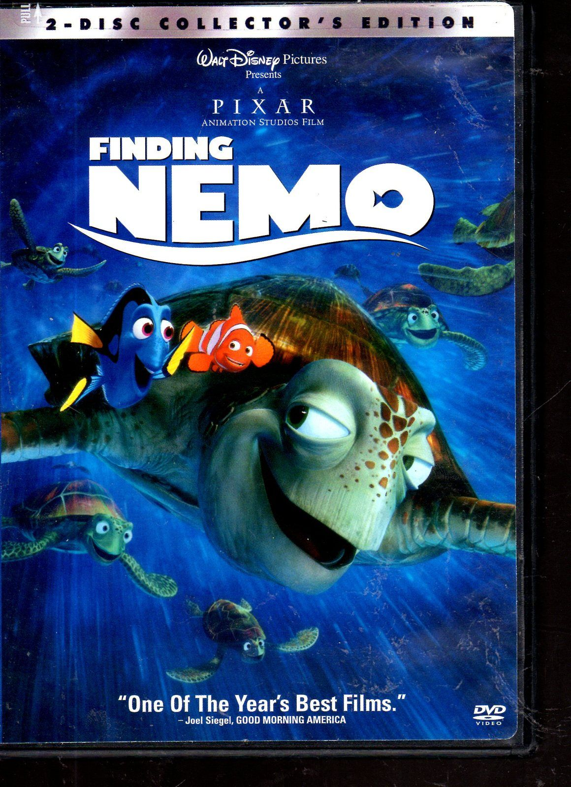 Finding Nemo Finding nemo dvd, Finding nemo movie, Nemo