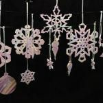 More Snowflakes and Canes