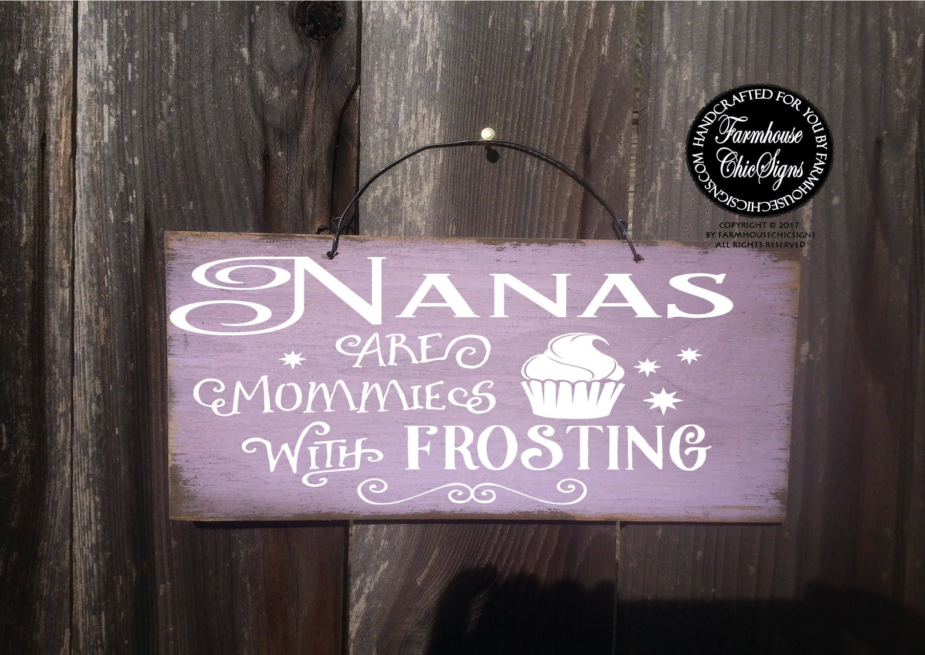 Nana Nana Sign Gift For Nana Christmas Gift For Nana Nana Christmas Gifts Nana Gifts Funny Decor
