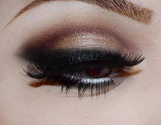 eye makeup, beauty, fashion, fashion tips, fashion trends by iFashionFans.com, via Flickr