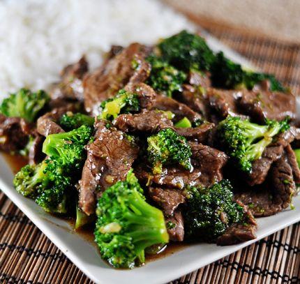 Broccoli beef receta carne comida china y el ejercicio broccoli beef forumfinder Gallery