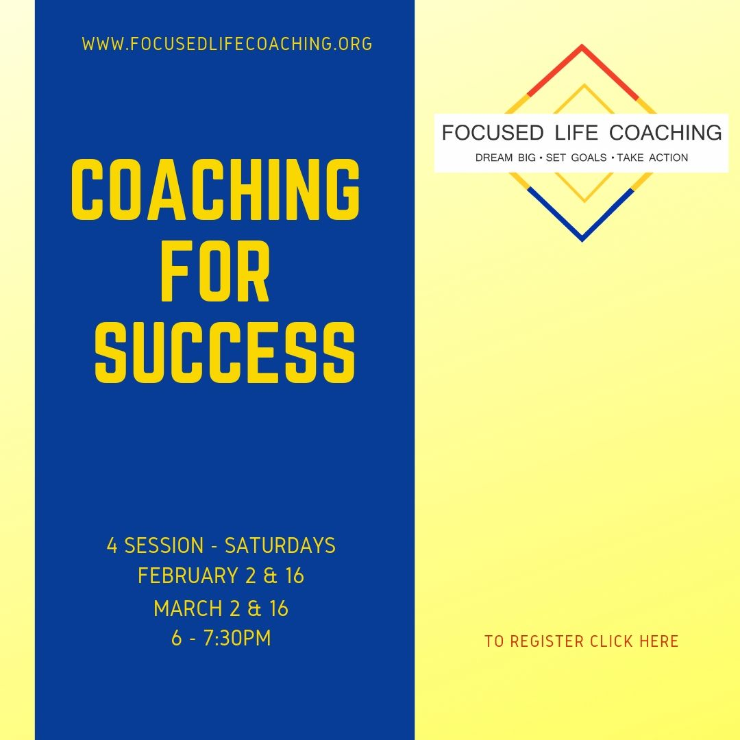 You are invited to join a meeting Coaching For