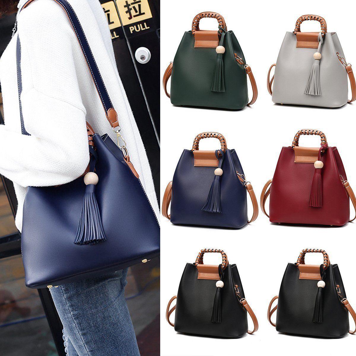 Women Handbag Shoulder Bags Tote Purse Lady Messenger Hobo Satchel  Crossbody Bag c96a6c8ee4577