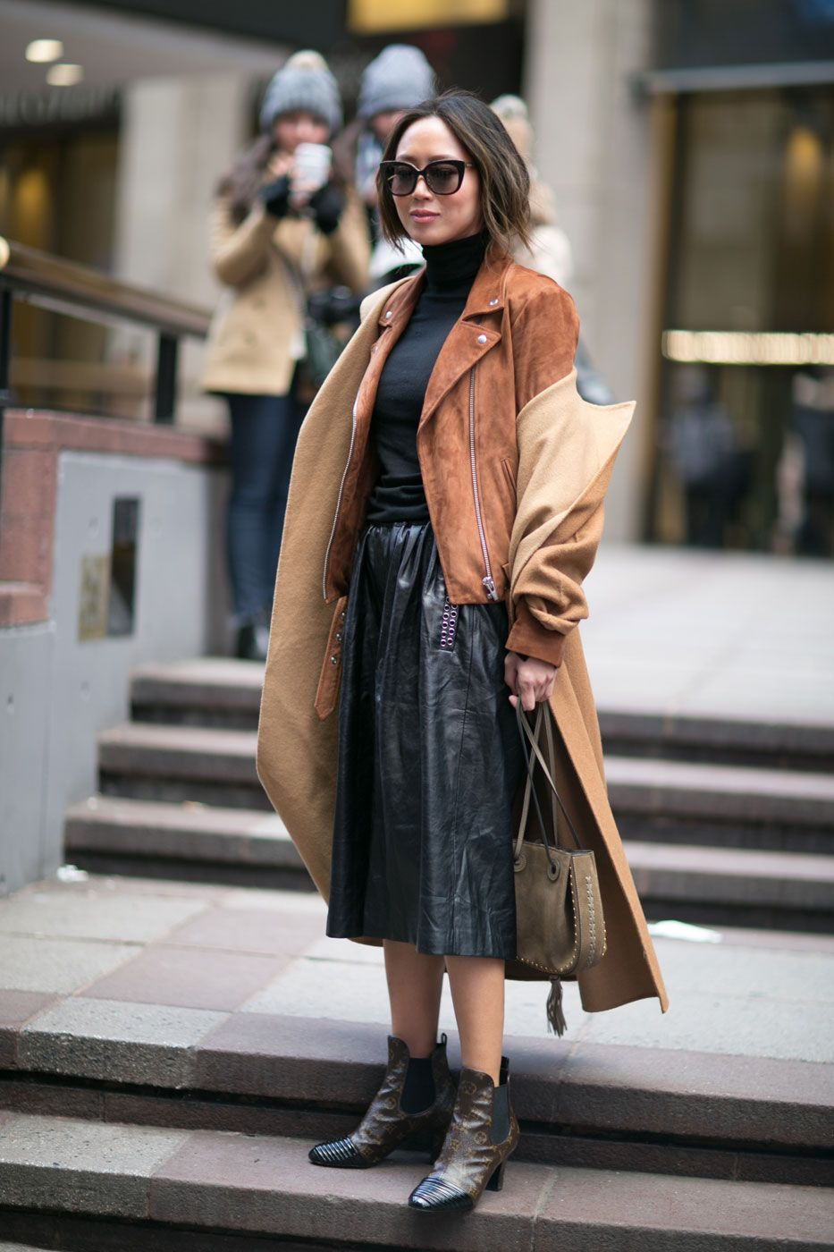 NYFW Street Style, Fall 2016 | StyleCaster