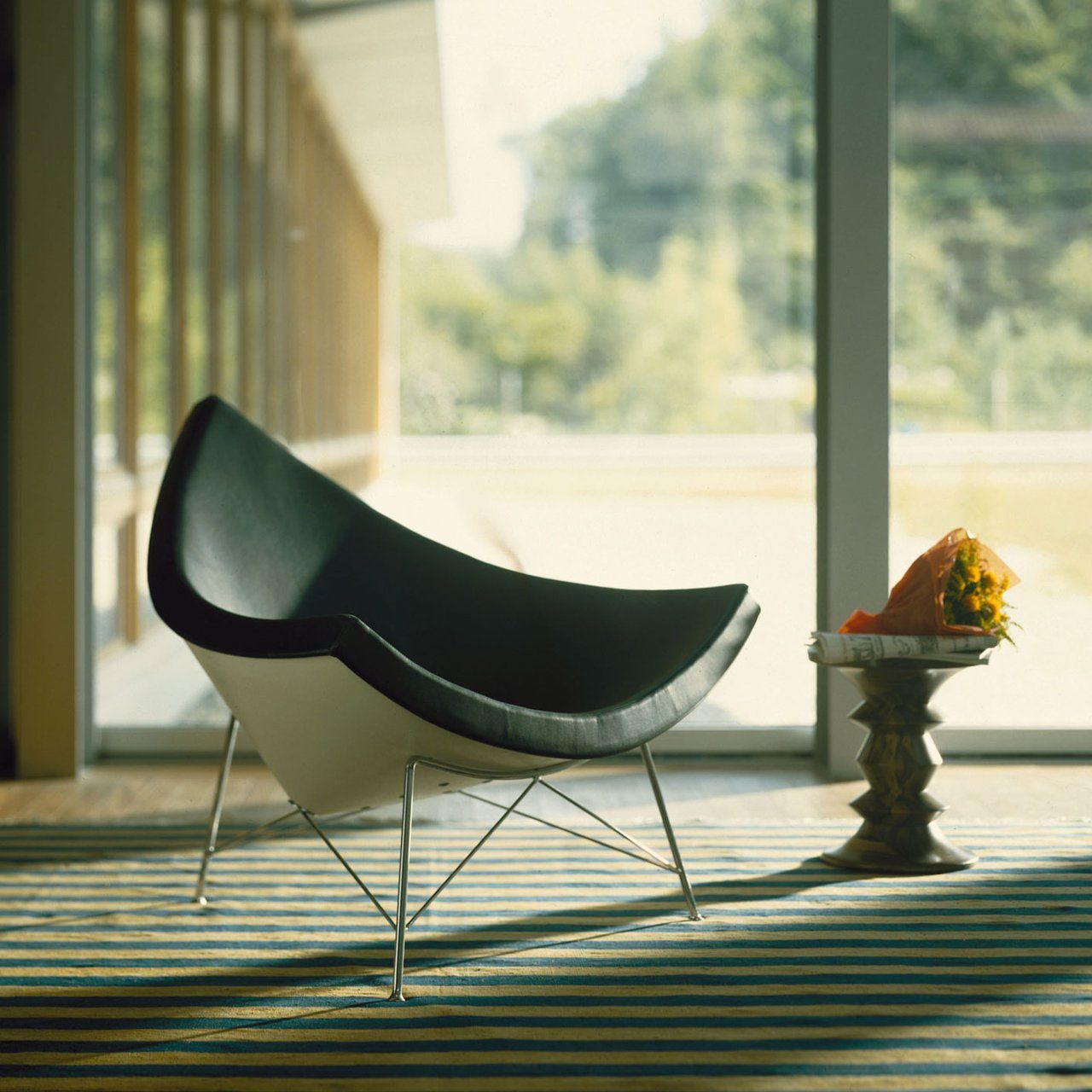Nelson Coconut Chair #Chair, #Comfortable, #Design