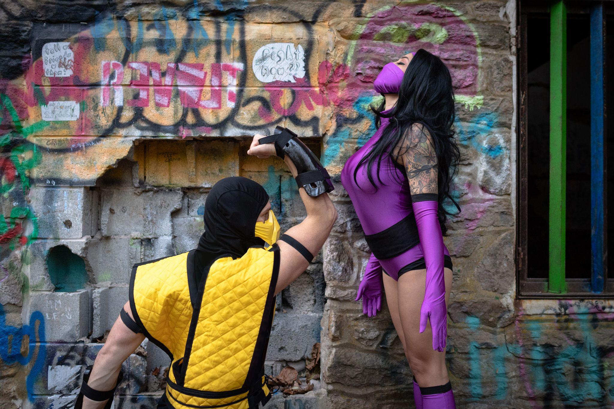 Mortal Kombat : Mileena | Mortal kombat, Mortal kombat